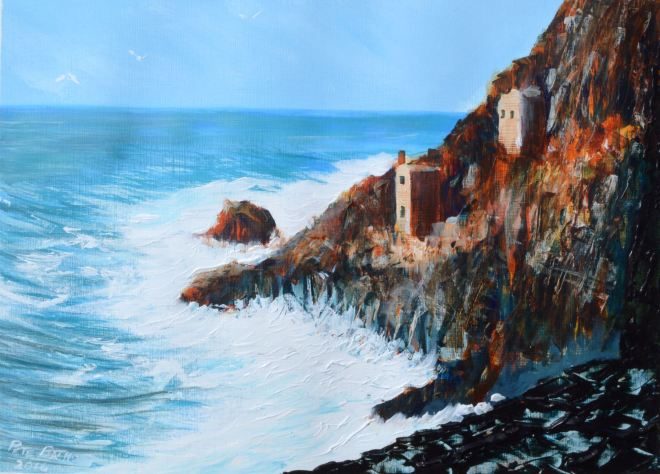 Crown Mines. Botallack