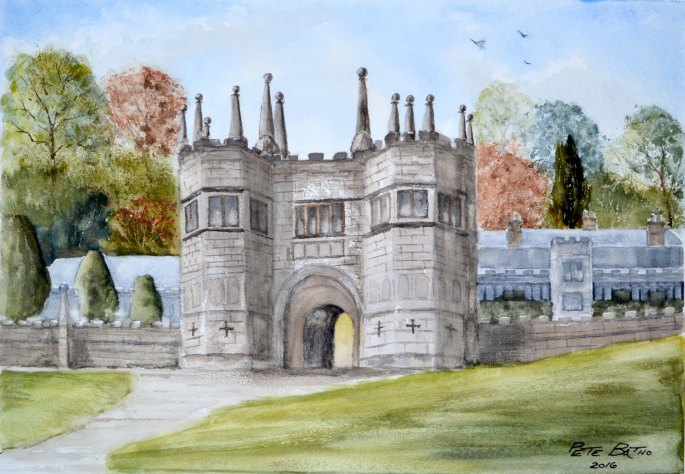 gatehouse lanhydrock