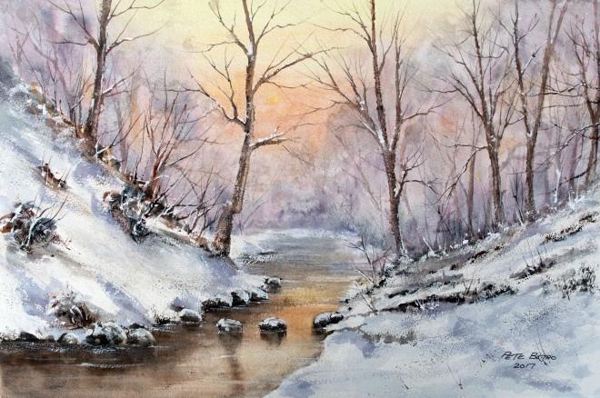 Winter Is Coming - Inspired By Joe Hush
