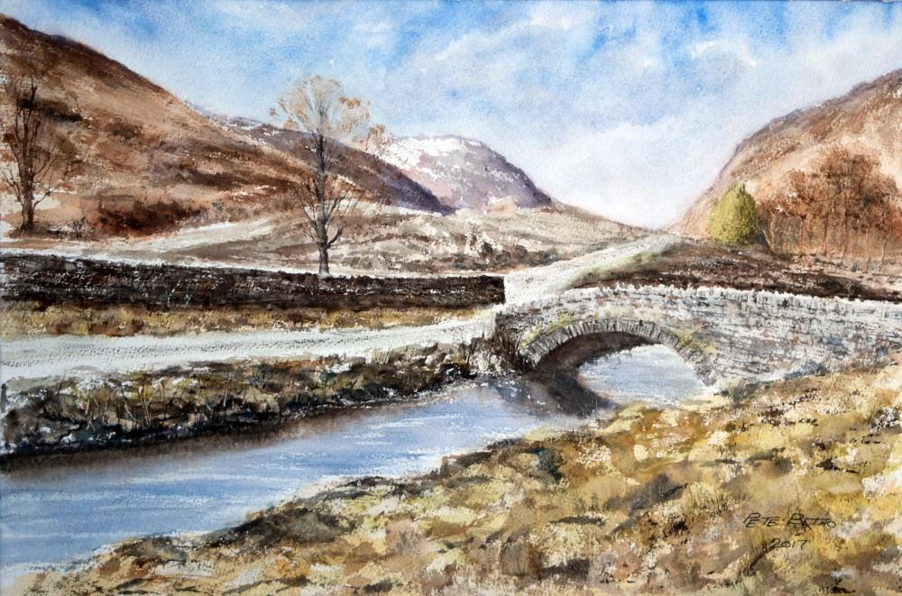 Packhorse Bridge - Watendlath Cumbria
