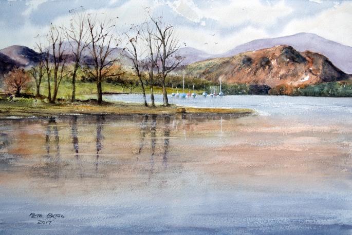 Ullswater - Cumbria