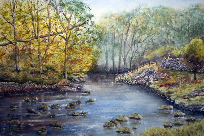 Never Ending River - Cumbria