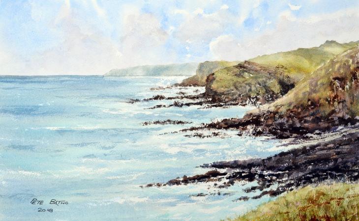 bude coastline
